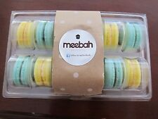 Plastic Macaron Boxes for 12 macarons- pack of 5