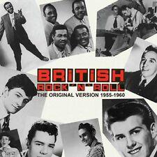 CD British rock 'n' roll Original 1955-1960