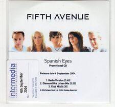 (EC703) Fifth Avenue, Spanish Eyes - 2004 DJ CD