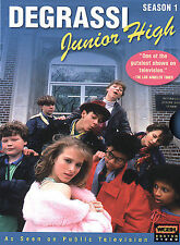Degrassi Junior High - Complete First Season (DVD, 2005, 3-Disc Set)