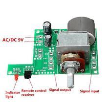 AC/DC 9V Infrared Remote Controller Board ALPS Pre Potentiometer Volume Control