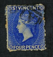 Ckstamps: Gb St. Vincent Stamps Collection Scott#36 Used