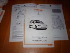 Body Repair Manual Toyota Starlet 3 and 5 door 1996 EP41