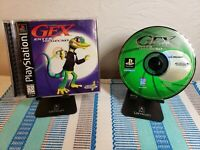 Gex: Enter the Gecko (Sony PlayStation 1) PS1 Black Label COMPLETE