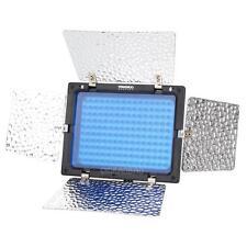 YN160II YN-160 II LED Video Light/Condenser MIC + IR Remote for SLR Camera Black