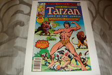 Tarzan Lord Of The Jungle #10 (Mar 1978) Bronze Age Marvel Comic VF Condition
