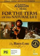 For The Term Of His Natural Life - DVD - Region Free