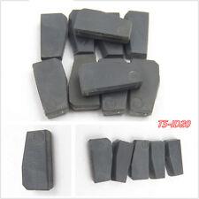 10 Pcs Mini Black Ceramic Car Pickup T5-ID20 Blank Transponder Remote Key Chips