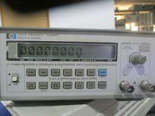 Hewlett Packard Model: 5384A Frequency Counter.  <
