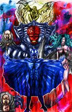 Berserk Griffith Guts Void Slan Anime Art 11 x 17 High Quality Poster