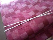 BRAND NEW Pair Moses Basket hood bars and Suitable for any basket