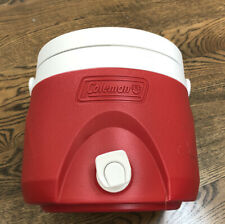2 Gallon Coleman Party Stacker New Beverage Cooler Red 3000000730