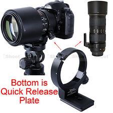 Lens Tripod Mount Ring w/ Quick Release Plate for Nikon AF-S 70-200mm F/4G ED VR