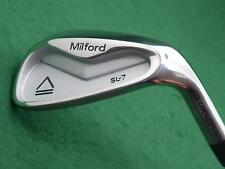 NEW MILFORD SL-7 Lob  Wedge to Match Single Length golf clubs Regular graphite
