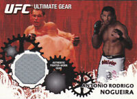 Antonio Rodrigo Nogueira 2010 Topps UFC Ultimate Gear Card #UG-AN