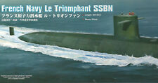 Hobby Boss 83519 French Navy Le Triomphant SSBN Submarine - U Boot - 1:350