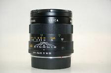 Leica Macro-Elmarit-R 1:2,8 60mm E55 Objektiv