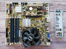 Asus HP IPIBL-LB Benicia-GL8E Socket 775 motherboard, Intel Core 2 Quad 2.66GHz