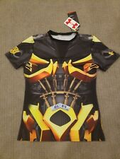 Under Armour Transformers Bumblebee Compression Shirt Youth XL