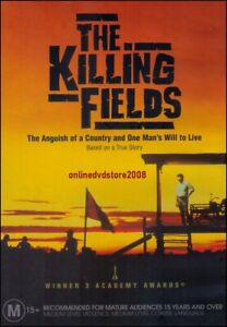 The KILLING FIELDS (Sam WATERSTON John MALKOVICH) True Story Film DVD NEW Reg 4