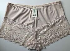 Damenunterwäsche im Pantys/Boxershorts-Stil mit Mikrofaser