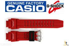 CASIO GA-1000-4B G-Shock Original Red Rubber Watch BAND Strap