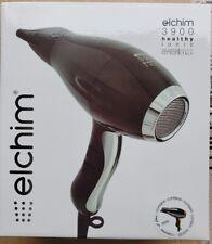 New Elchim 3900 Healthy Iconic Hair Dryer BLACK GOLD 2000-2400 Watts