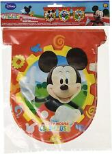 Mickey Mouse Clubhouse Plastic Bunting