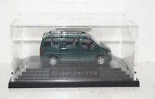 Wiking mercedes-benz V 230 verde metalizado werbemodell 1:87 en PC-Box (r2_3_12)