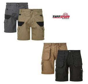 Tuff Stuff Ripstop Work Short Endurance Elite Cargo Combat Holster Pocket Shorts