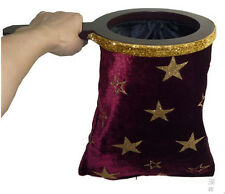 Change Bag - Repeat - Middle (The Stars) (20*34cm) Silk Dove Stage Magic Trick