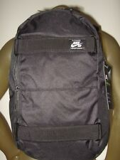 New Black Nike Skateboarding SB Backpack Courthouse School Bag NikeSB BA5305-010
