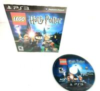 Lego Harry Potter Years 1-4 PlayStation 3 (PS3) Video Game