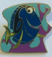 Dory Blue Fish Disney Finding Nemo pin PT52  Limited Release E