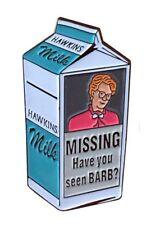 WHERE'S BARBARA Enamel PIN Hat Backpack Jacket Lapel Pin