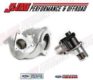 08-10 Ford 6.4L Powerstroke Diesel EGR Exhaust Gas Recirculation Valve & Housing