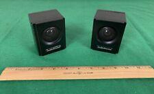 AudioSource LS SIX Passive Portable Walkman Mini Speakers 20 Watts