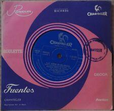 """MARIANA PORTO DE ARAGAO 1967  """"La Vem O Bloco"""" Bossa Jazz 7"""" BRAZIL 45 HEAR"""