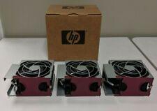 LOT OF 3 HP AH233-0031 DL785 G5 G6 Fans 491200-001 AH233-0031A AH233-2000A