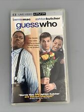 Guess Who (Sony , PSP, UMD, 2005) - CLEAN DISC - FREE SHIPPING