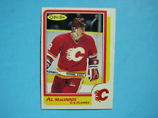 1986/87 O-PEE-CHEE NHL HOCKEY CARD #173 AL MACINNIS NM SHARP!! 86/87 OPC