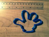 Mickey Mouse Glove Cookie Cutter ( Mickey Mouse Hand )