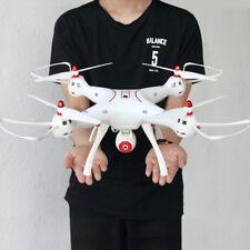 Syma X8sw RC QuadCopter drone 2.4GHz 4ch 0.3 MP WiFi Cámara 1mp tarjeta SD