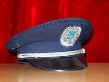 Soviet military uniform. CAP. Police of Ukraine.