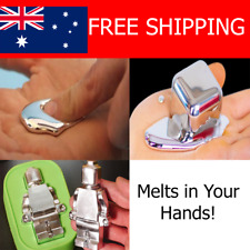 Gallium Magic Liquid Metal Melt in your hand 99.99% Pure