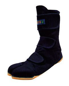 Japanese Traditional Tabi Safety Split Toe shoes