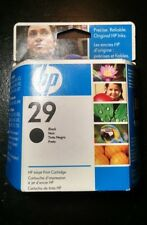 Genuine HP 29 Ink Cartridge Black 51629A EXP2009