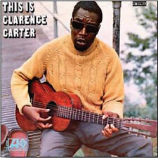 This Is Clarence Carter Audio CD