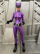 "DC Universe Classics Mattel DCUC Walmart Gotham City Set CATWOMAN 6"" Figure 2"