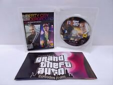 PlayStation3 -Grand Theft Auto Episode From Liberty City- PS3. JAPAN GAME. 55978
